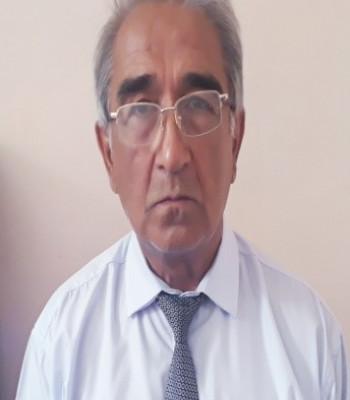 Қаҳҳоров Ғаюр Ғафурович