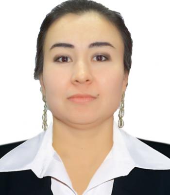 Кучарова Балхия Давлатмуродовна
