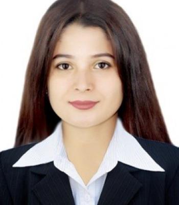 Мирзоалиева Малика Амирхоновна